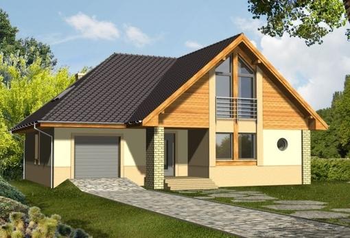 Строительство сельского дома