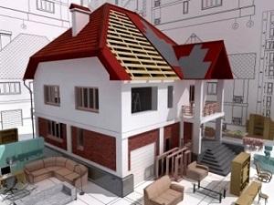 дешевое домостроение
