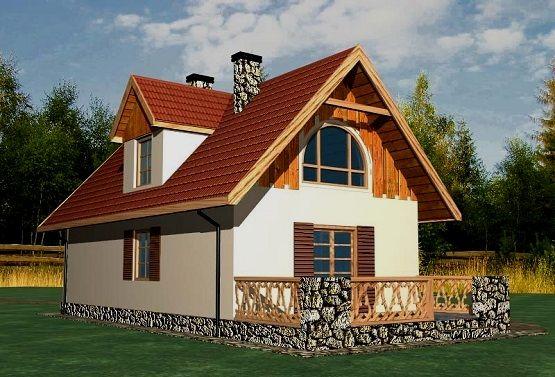 дом в сельском стиле-min