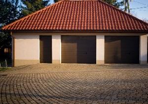 отдельностоящий гараж
